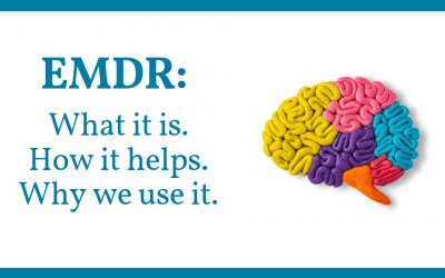 EMDR: What it is, how it helps, and why we use it at Living Wholehearted
